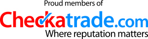 Proud members of CheckATrade